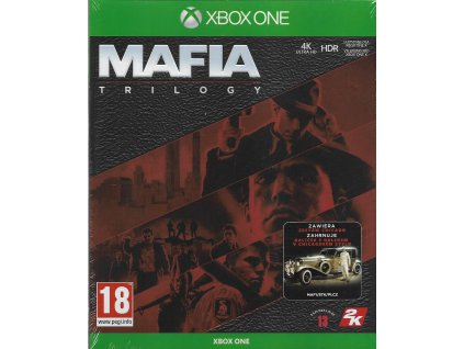 MAFIA TRILOGY (XBOX ONE nová)