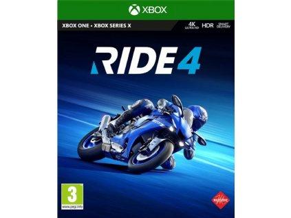 RIDE 4 (XBOX ONE nová)