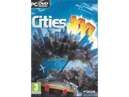CITIES XXL (PC nová)