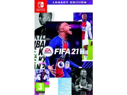 FIFA 21 LEGACY EDITION (SWITCH nová)
