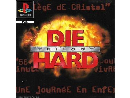 DIE HARD TRILOGY (PSX bazar)