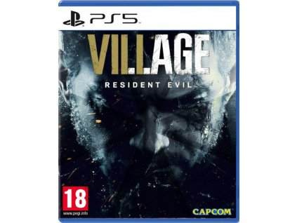 RESIDENT EVIL VILLAGE (PS5 nová)