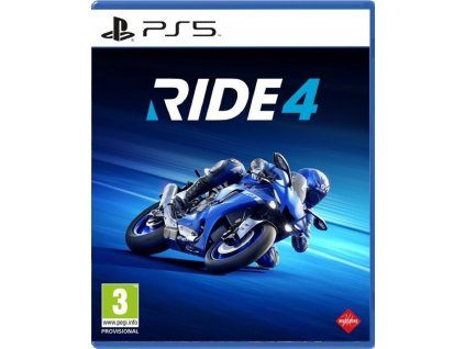 RIDE 4 (PS5 nová)