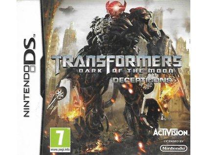 TRANSFORMERS DARK OF THE MOON DECEPTICONS (DS bazar)
