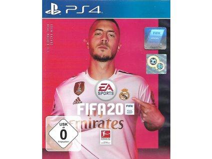 FIFA 20 EN (PS4 bazar)
