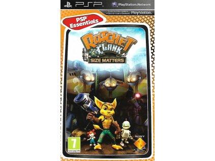 RATCHET & CLANK SIZE MATTERS (PSP bazar)
