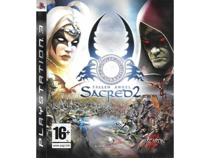 SACRED 2 FALLEN ANGEL (PS3 bazar)