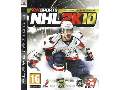 NHL 2K10 (PS3 bazar)