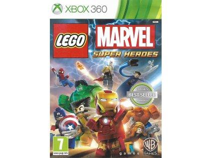 LEGO MARVEL SUPER HEROES (XBOX 360 bazar)