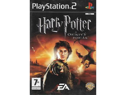 HARRY POTTER AND THE GOBLET OF FIRE (PS2 bazar)
