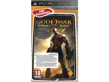 GOD OF WAR GHOST OF SPARTA (PSP bazar)