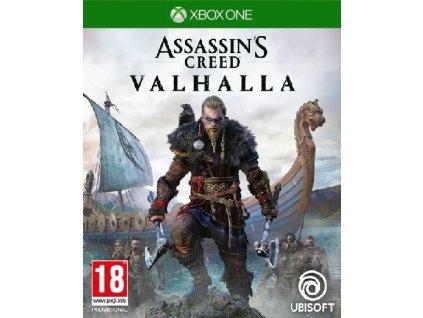 ASSASSIN'S CREED VALHALLA (XBOX ONE nová)