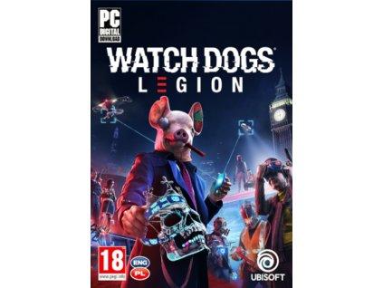 WATCH DOGS LEGION RESISTANCE EDITION (PC nová)