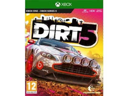 DIRT 5 (XBOX ONE nová)