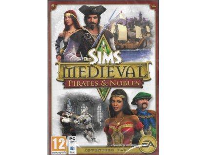 THE SIMS MEDIEVAL PIRATES & NOBLE (PC nová)