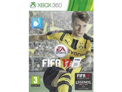 FIFA 17 (XBOX 360 bazar)