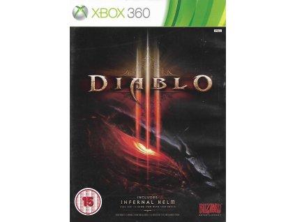 DIABLO 3 (XBOX 360 bazar)