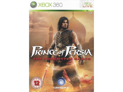 PRINCE OF PERSIA THE FORGOTTEN SANDS (XBOX 360 bazar)
