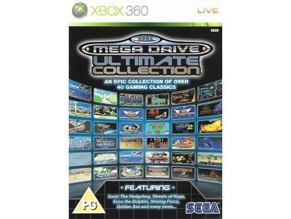 SEGA MEGA DRIVE ULTIMATE COLLECTION (XBOX 360 bazar)