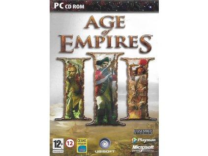 AGE OF EMPIRES III (PC bazar)