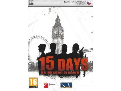 15 DAYS NA HRANICI ZLOČINU (PC nová)