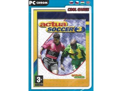 ACTUA SOCCER 3 (PC nová)