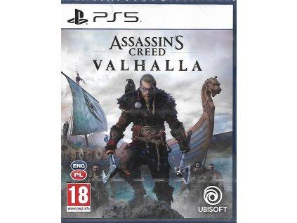 ASSASSIN'S CREED VALHALLA (PS5 nová)
