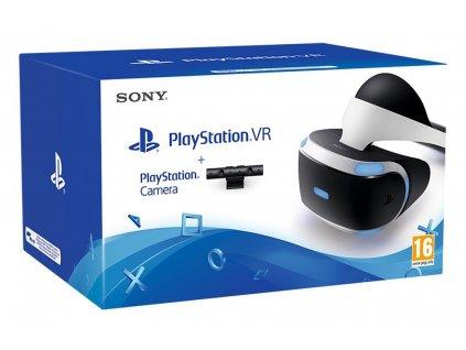 PS4 PS VR SET