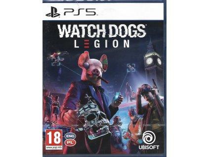 WATCH DOGS LEGION (PS5 nová)