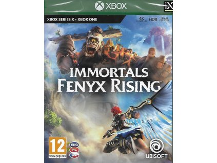 IMMORTALS FENYX RISING (XBOX ONE SERIES nová)