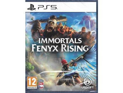 IMMORTALS FENYX RISING (PS5 nová)