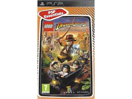 LEGO INDIANA JONES 2 THE ADVENTURE CONTINUES (PSP bazar)