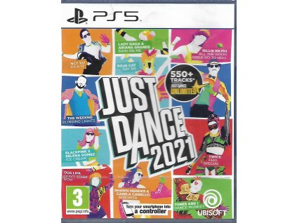 JUST DANCE 2021 (PS5 nová)