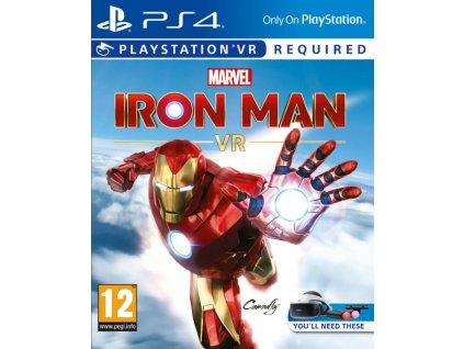 MARVEL IRON MAN VR (PS4 nová)