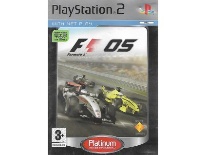 F1 2005 FORMULA ONE 2005 (PS2 bazar)