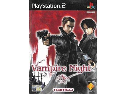 VAMPIRE NIGHT (PS2 bazar)