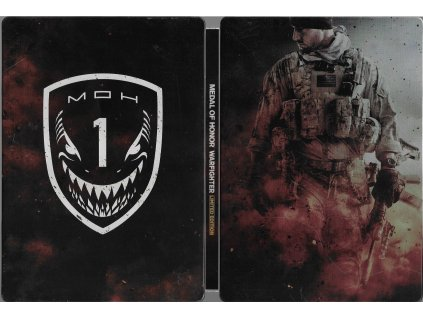 MEDAL OF HONOR WARFIGHTER samotný STEELBOOK (PC bazar)