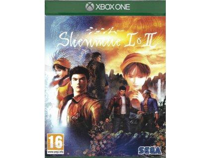 SHENMUE I & II (XBOX ONE bazar)