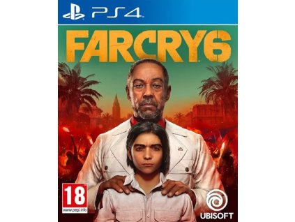 FAR CRY 6 YARA EDITION (PS4 nová)