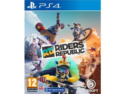 RIDERS REPUBLIC (PS4 nová)