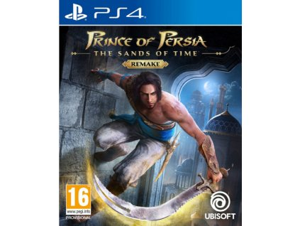 PRINCE OF PERSIA THE SANDS OF TIME REMAKE (PS4 nová)
