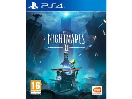 LITTLE NIGHTMARES 2 (PS4 nová)