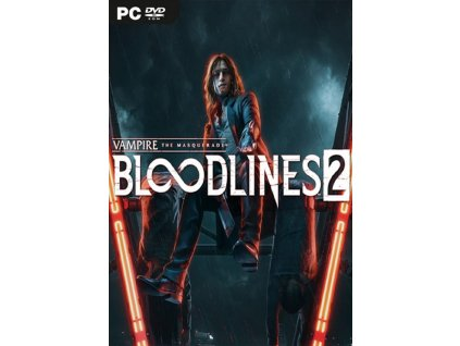 VAMPIRE THE MASQUERADE BLOODLINES 2 (PC nová)