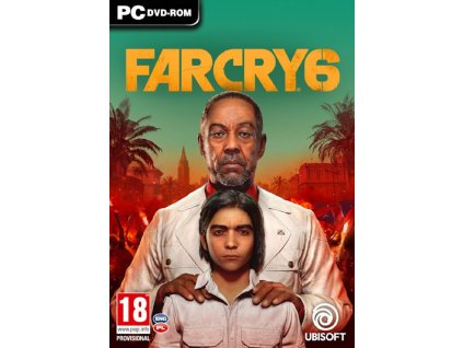 FAR CRY 6 YARA EDITION (PC nová)