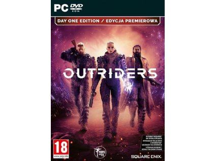 OUTRIDERS DAY ONE EDITION (PC nová)