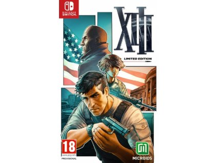 XIII LIMITED EDITION (SWITCH nová)
