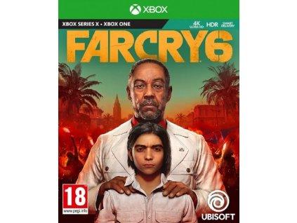 FARCRY 6 (XBOX ONE NOVÁ)