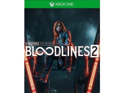 VAMPIRE THE MASQUERADE BLOODLINES 2 (XBOX ONE SERIES nová)