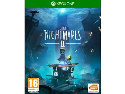 LITTLE NIGHTMARES 2 (XBOX ONE SERIES nová)