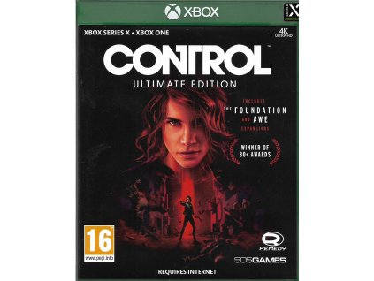 CONTROL ULTIMATE EDITION ( (XBOX ONE bazar)